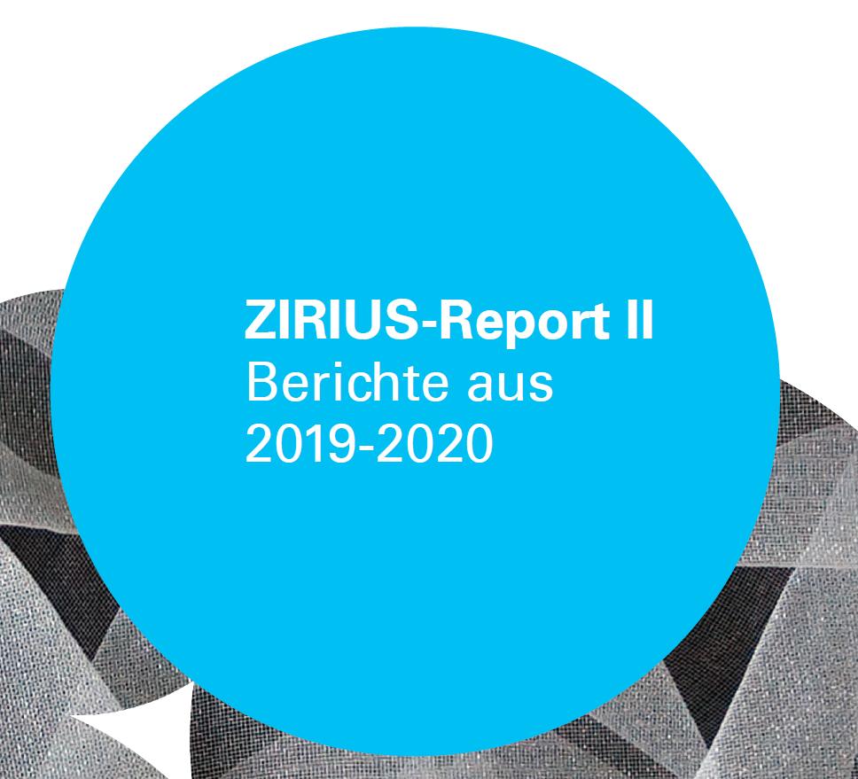 ZIRIUS-Report 2019/20